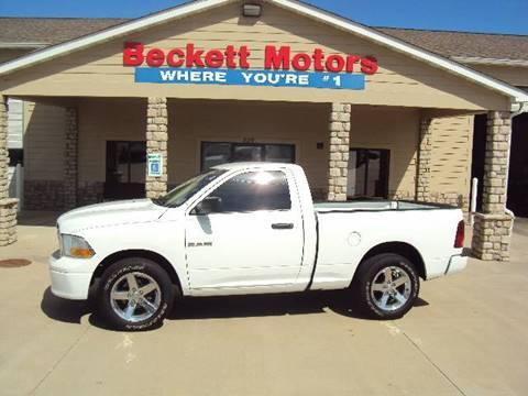2010 Dodge Ram Pickup 1500 for sale in Camdenton, MO