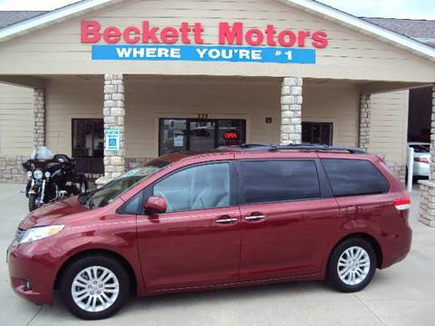 2011 Toyota Sienna for sale in Camdenton, MO