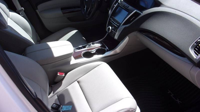 2015 Acura Tlx V6 4dr Sedan W Technology Package In