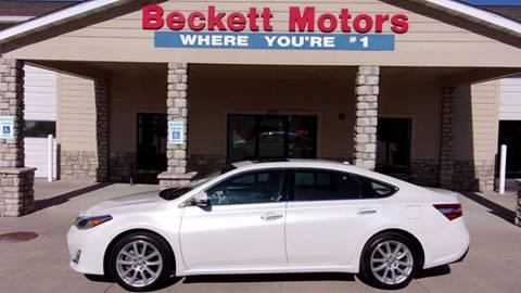 2013 Toyota Avalon for sale in Camdenton, MO