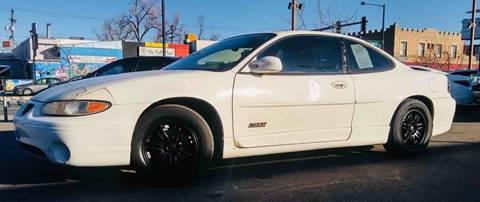 2002 Pontiac Grand Prix for sale in Denver, CO