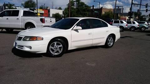 2004 Pontiac Bonneville for sale in Denver, CO