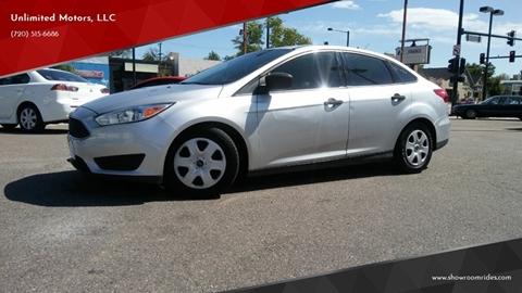 2016 Ford Focus for sale in Denver, CO
