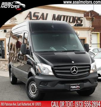 2015 Mercedes-Benz Sprinter Cargo for sale in East Rutherford, NJ