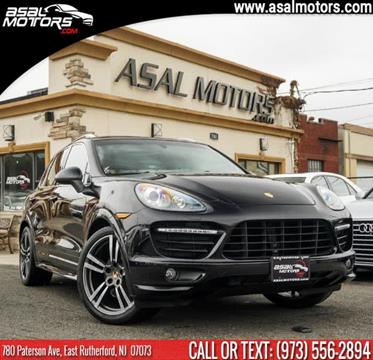 2014 Porsche Cayenne for sale in East Rutherford, NJ