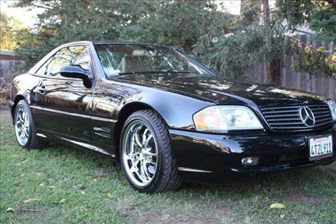 1999 Mercedes-Benz SL-Class for sale at K 2 Motorsport in Martinez CA