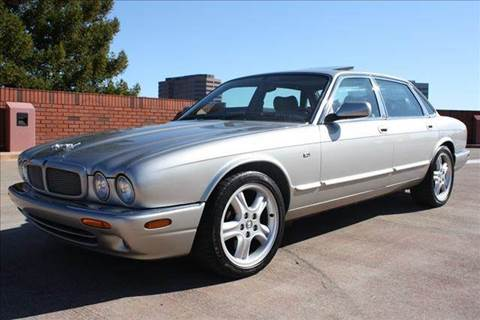 1999 Jaguar XJR for sale at K 2 Motorsport in Martinez CA
