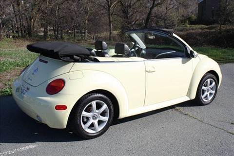 2004 Volkswagen Beetle for sale at K 2 Motorsport in Martinez CA
