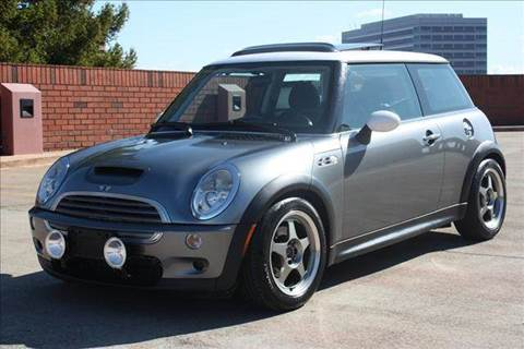 2003 MINI Cooper for sale at K 2 Motorsport in Martinez CA