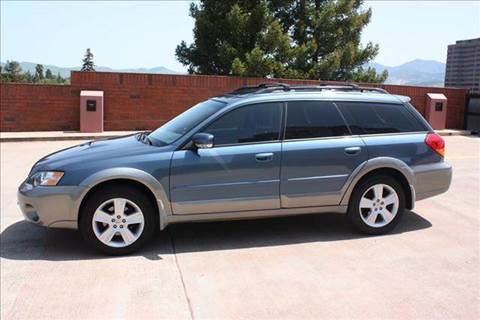 2005 Subaru Outback for sale at K 2 Motorsport in Martinez CA