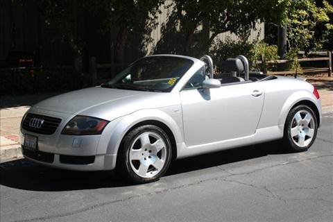 2001 Audi TT for sale at K 2 Motorsport in Martinez CA