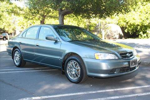 2000 Acura TL for sale at K 2 Motorsport in Martinez CA