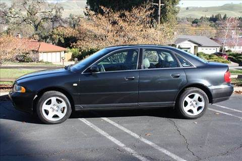 1999 Audi A4 for sale at K 2 Motorsport in Martinez CA