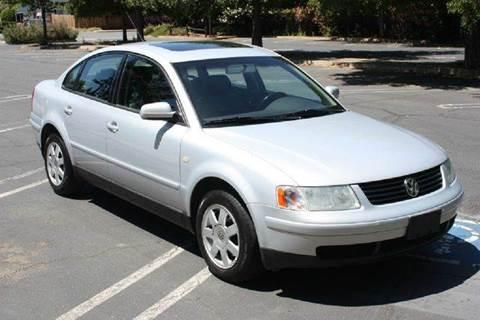 2000 Volkswagen Passat for sale at K 2 Motorsport in Martinez CA