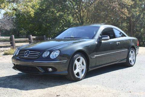 2003 Mercedes-Benz CL-Class for sale at K 2 Motorsport in Martinez CA