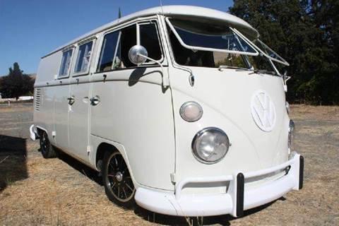 1966 Volkswagen EuroVan for sale at K 2 Motorsport in Martinez CA