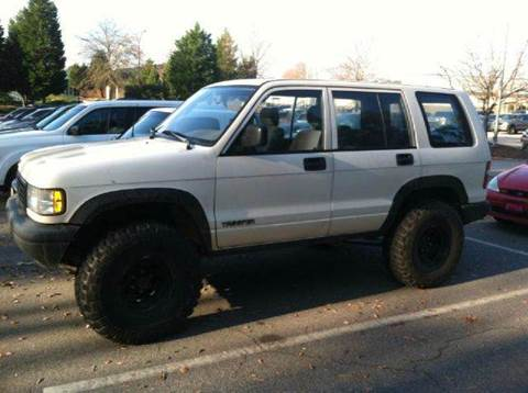 1995 Isuzu Trooper for sale at K 2 Motorsport in Martinez CA