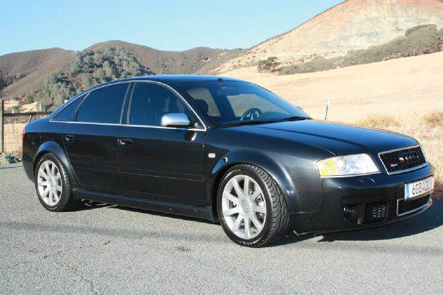 2003 Audi RS 6 for sale at K 2 Motorsport in Martinez CA