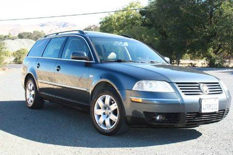2001 Volkswagen Passat for sale at K 2 Motorsport in Martinez CA