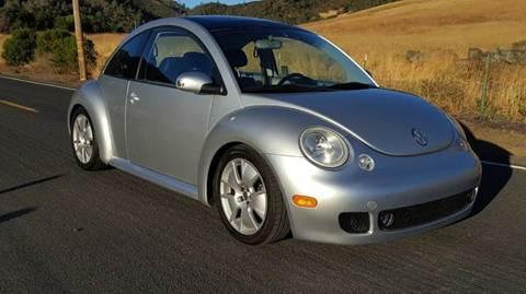 2003 Volkswagen New Beetle for sale at K 2 Motorsport in Martinez CA