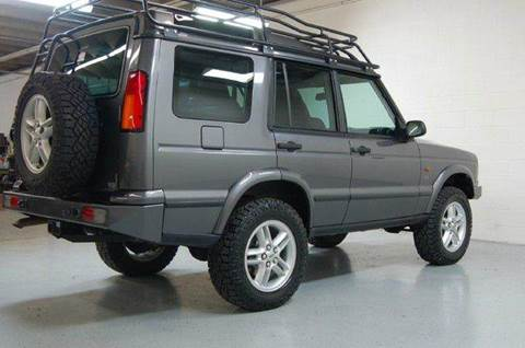 2004 Land Rover Discovery for sale at K 2 Motorsport in Martinez CA