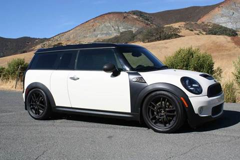 2009 MINI Cooper Clubman for sale at K 2 Motorsport in Martinez CA