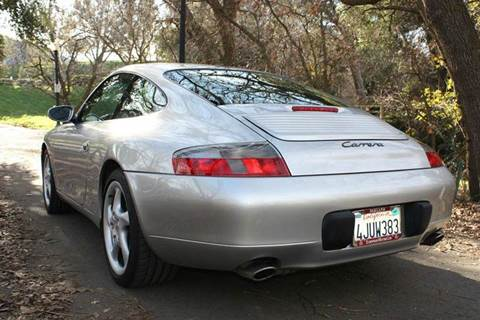 1999 Porsche 911 for sale at K 2 Motorsport in Martinez CA