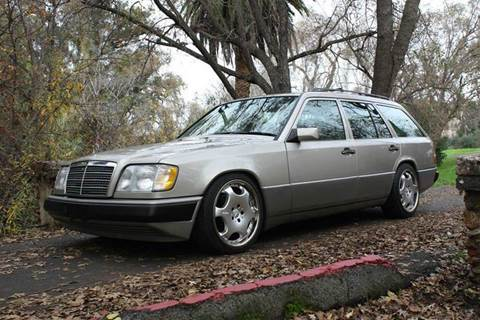 1995 Mercedes-Benz E-Class for sale at K 2 Motorsport in Martinez CA