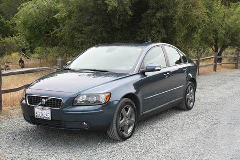 2007 Volvo S40 for sale at K 2 Motorsport in Martinez CA