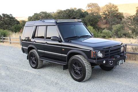 2003 Land Rover Discovery for sale at K 2 Motorsport in Martinez CA
