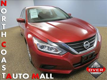 2016 Nissan Altima for sale in Bedford, OH