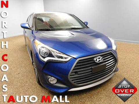 2016 Hyundai Veloster Turbo for sale in Bedford, OH