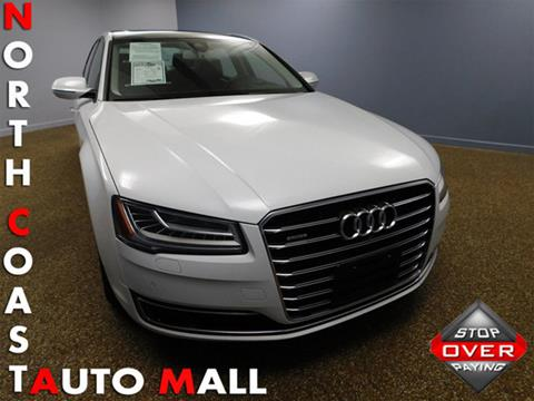 2015 Audi A8 L for sale in Bedford, OH