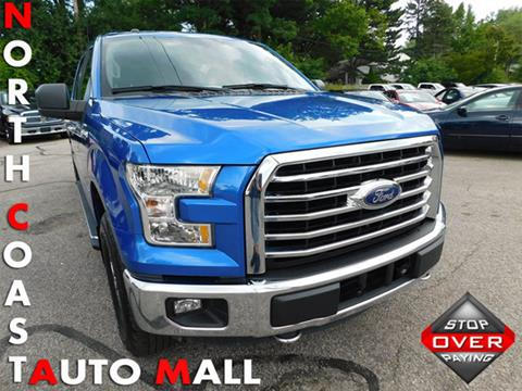 2015 Ford F-150 for sale in Bedford, OH