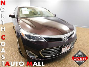 2014 Toyota Avalon for sale in Bedford, OH