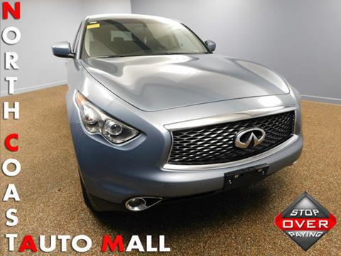 2017 Infiniti QX70 for sale in Bedford, OH