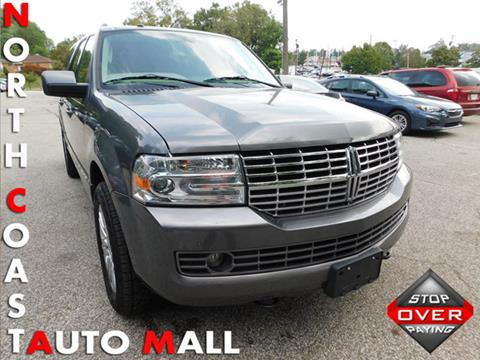 2013 Lincoln Navigator L for sale in Bedford, OH