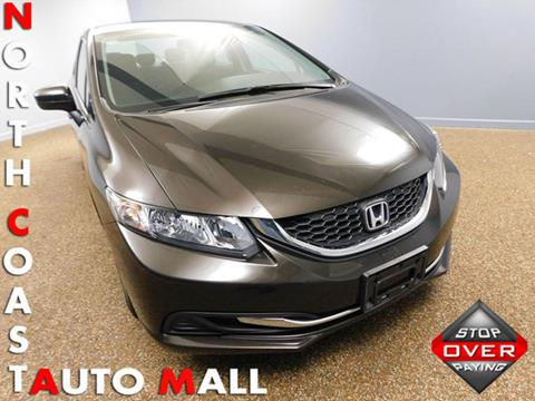 2014 Honda Civic for sale in Bedford, OH