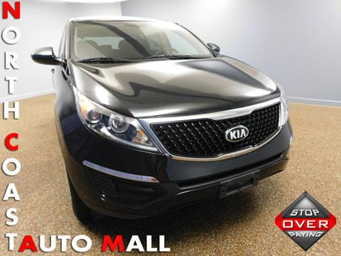2016 Kia Sportage for sale in Bedford, OH