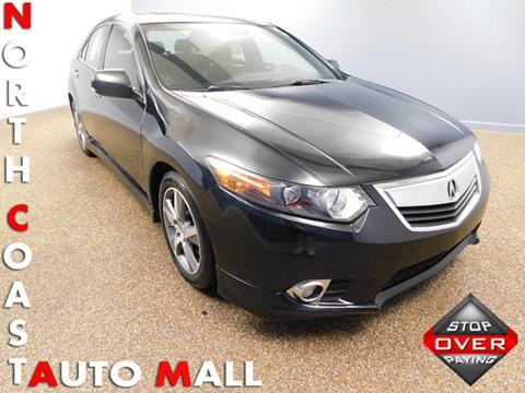 2014 Acura TSX for sale in Bedford, OH