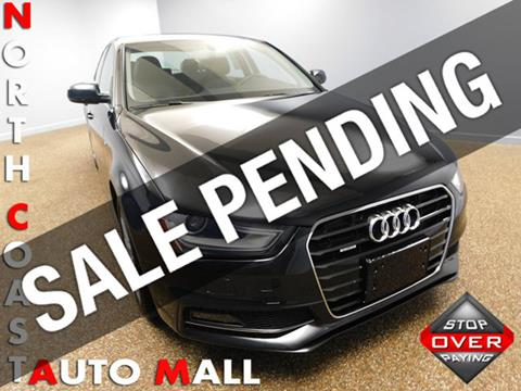 2014 Audi A4 for sale in Bedford, OH