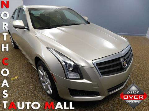 2014 Cadillac ATS for sale in Bedford, OH