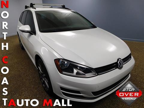 2015 Volkswagen Golf SportWagen for sale in Bedford, OH