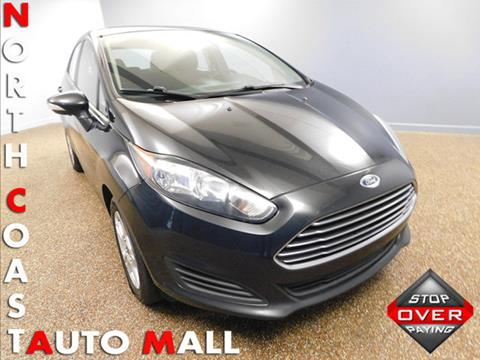 2014 Ford Fiesta for sale in Bedford, OH