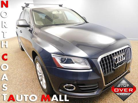 2014 Audi Q5 for sale in Bedford, OH