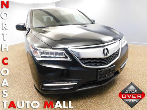 2015 Acura MDX for sale in Bedford, OH
