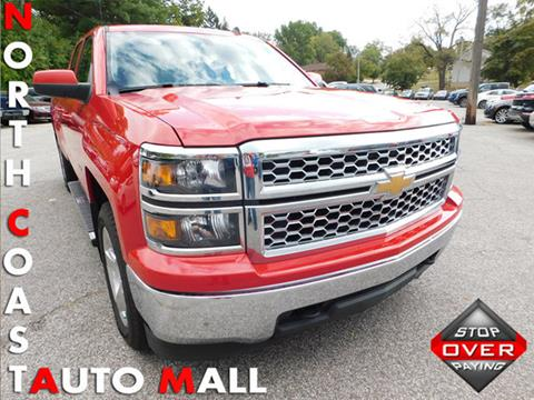2014 Chevrolet Silverado 1500 for sale in Bedford, OH
