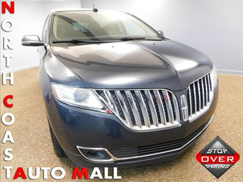 2014 Lincoln MKX for sale in Bedford, OH