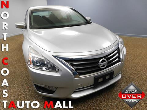 2015 Nissan Altima for sale in Bedford, OH
