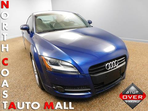 2013 Audi TT for sale in Bedford, OH